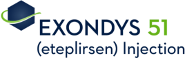 EXONDYS 51(eteplirsen) Injection logo